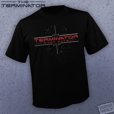Terminator - Dark Fate (Color Logo) [Guys Shirt]