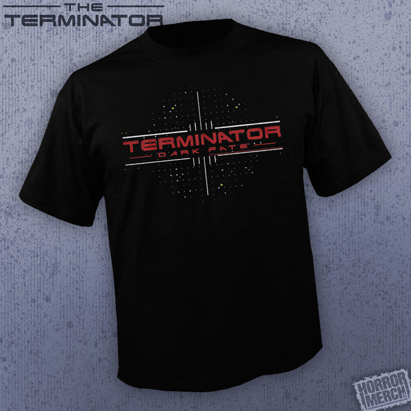 Terminator - Dark Fate (Color Logo) [Mens Shirt] - Pre-Order