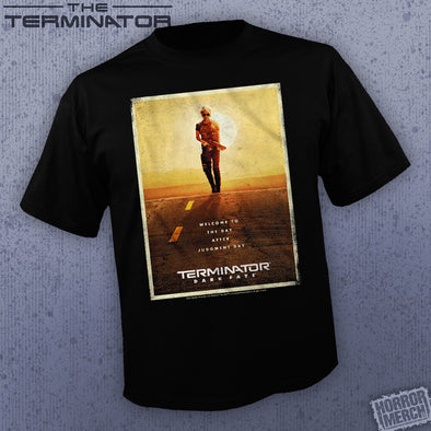 Terminator - Dark Fate Poster [Guys Shirt]