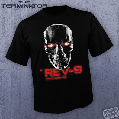 Terminator - Rev-9 [Guys Shirt]