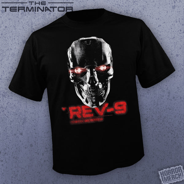 Terminator - Rev-9 [Mens Shirt]