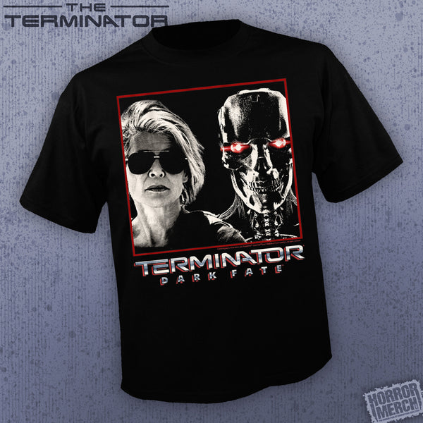 Terminator - Face Off [Mens Shirt] - Pre-Order