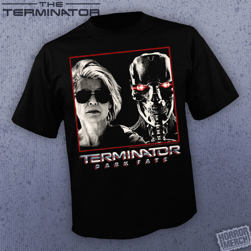 Terminator - Face Off [Mens Shirt]