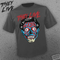 They Live  - Ghoul Close Up (Charcoal) [Mens Shirt] - Pre-Order