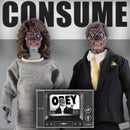 They Live - Alien 2 Pack (Cloth) [Figure] Pre-Order