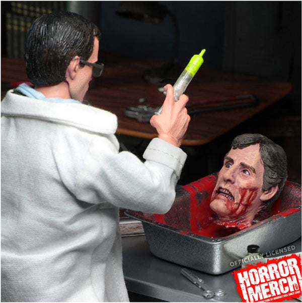 Re-Animator - Herbert West (Cloth) [Figure]