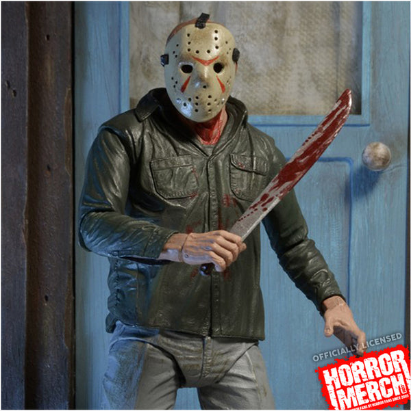 Friday The 13th - Ultimate Part 3 Jason [Figure]