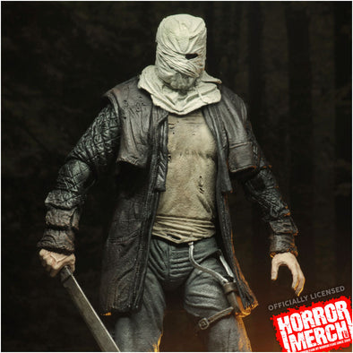 Friday The 13th - Ultimate 2009 Jason [Figure] - Pre-order