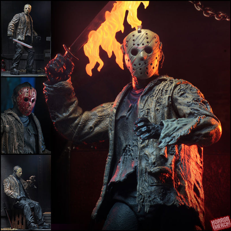 Freddy Vs Jason - Jason [Figure]