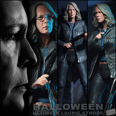 Halloween - Ultimate Laurie Strode [Figure]