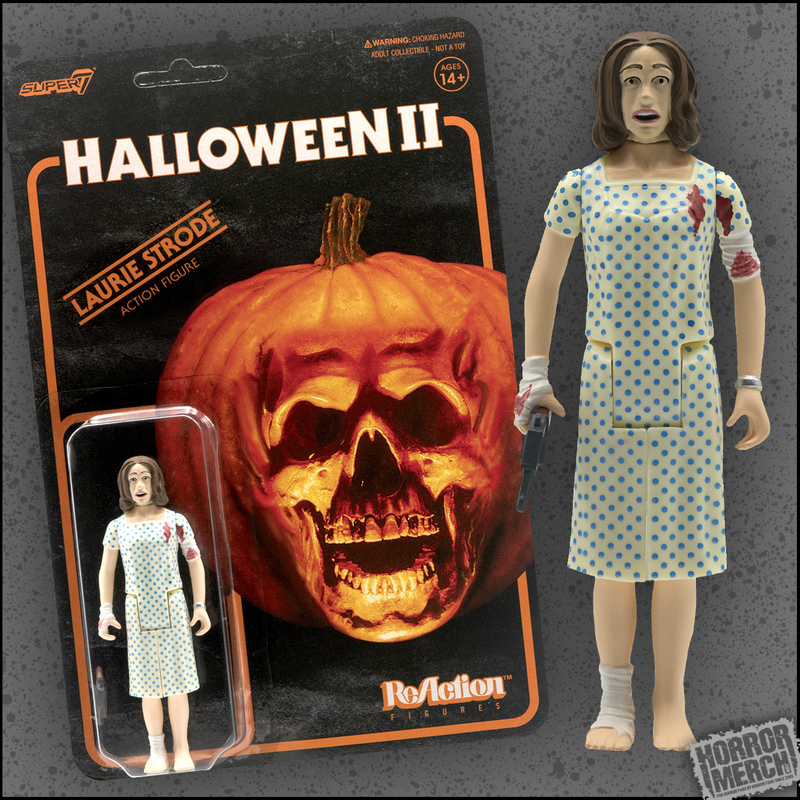 Halloween - Laurie Strode Retro 3.75 Inch [Figure] - Pre-Order
