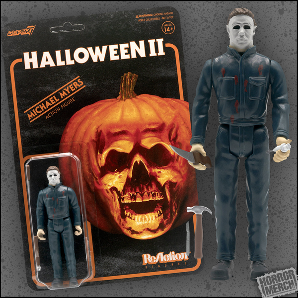 Halloween - Michael Myers Retro 3.75 Inch [Figure]