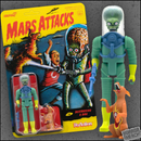 Mars Attacks - Alien Soldier (With Dog) 3.75 Inch [Figure] - Pre-Order