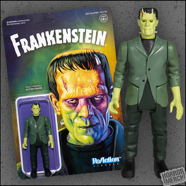 Frankenstein - Retro 3.75 Inch [Figure]