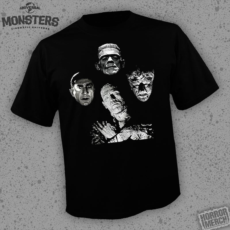 Universal Monsters - Silhouette [Mens Shirt] - Pre-Order