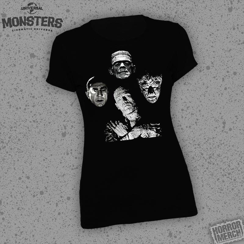 Universal Monsters - Silhouette [Womens Shirt] - Pre-Order