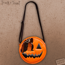 '- Trick R Treat - Bitten Lollipop [Handbag]