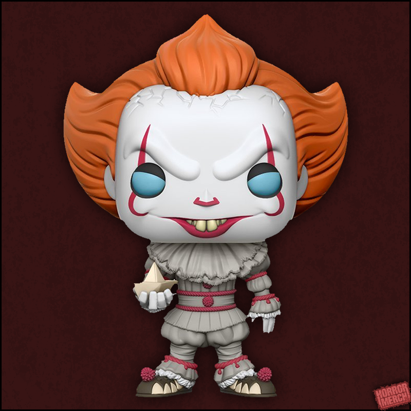 IT - Pennywise (2017) - Pop [Figure] - Pre-Order