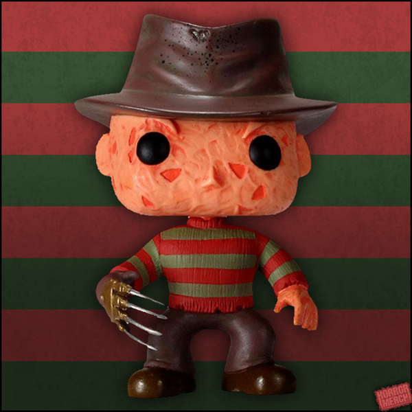 Nightmare On Elm Street - Freddy Krueger Pop [Figure]
