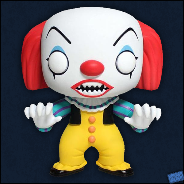 It - Pennywise (1990) Pop [Figure] - Pre-Order