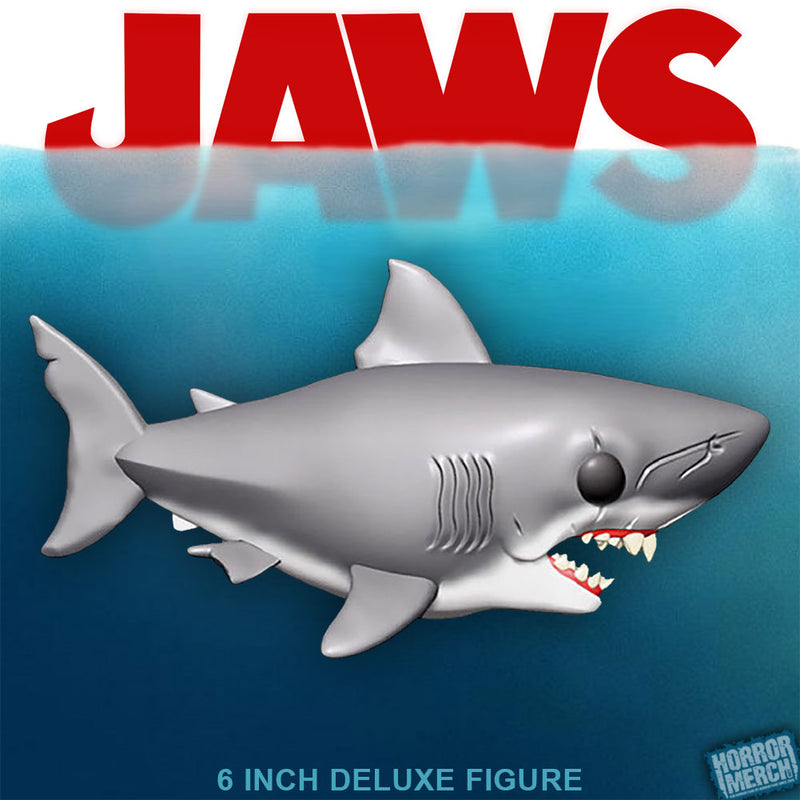 Jaws - Super Size Figure (No Tank) [Figure]