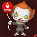 IT - Pennywise (Derry Balloon) - Pop [Figure]