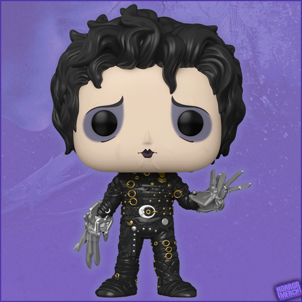 Edward Scissorhands - Edward (Main Outfit) Pop [Figure]