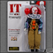 It - Burnt Pennywise (1990) (Cloth) [Figure] - Pre-Order
