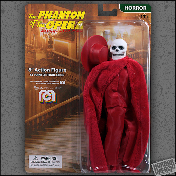 Phantom Of The Opera - Masque Of The Red Death (Cloth) [Figure]