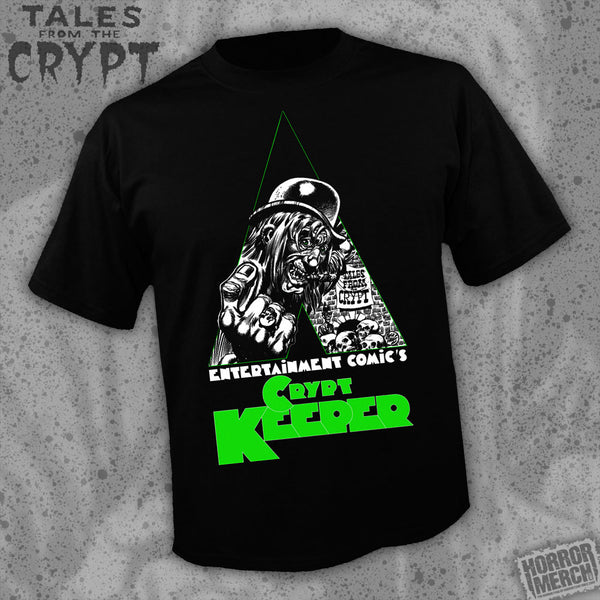 Tales From The Crypt - Clockwork [Mens Shirt]
