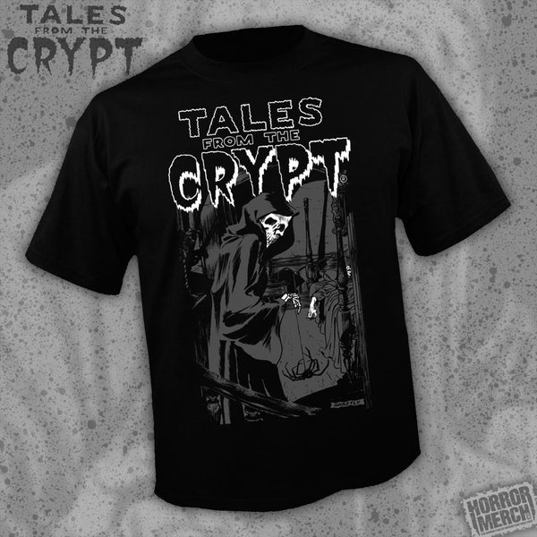 Tales From The Crypt - Reaper (Glows In The Dark) [Mens Shirt] - Pre-Order