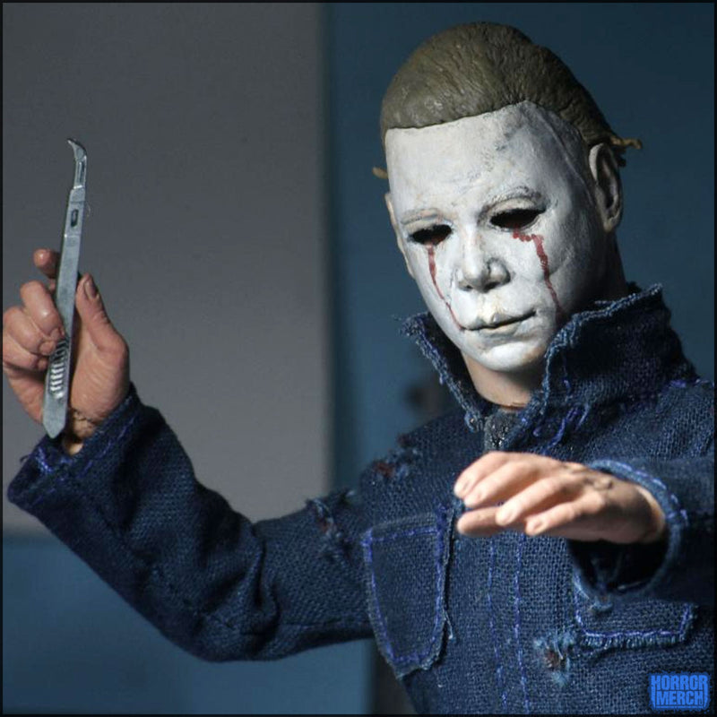 Halloween II - Michael Myers (Cloth) [Figure] - Pre-Order