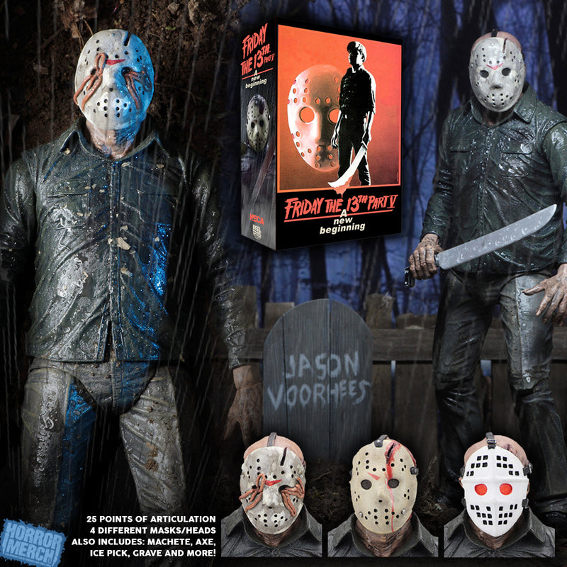 Friday The 13th - Ultimate Part 5 Jason [Figure]