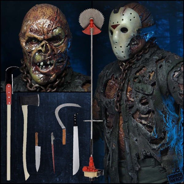 Friday The 13th - Part VII Ultimate Jason [Figure] - Pre-Order