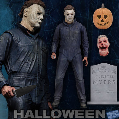 Halloween - Ultimate Michael Myers (2018)  [Figure] - Pre-order
