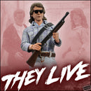 They Live - John Nana (Cloth) [Figure] - Pre-Order