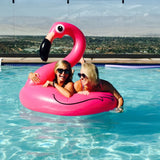 Large Summer Inflatable Flamingo