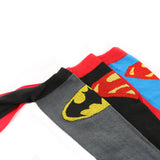 Unisex Superhero Caped Socks