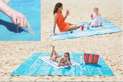 Waterproof Sand-Free Beach Mat