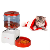 5.5L Programmable Automatic Pet Dog Cat Feeder