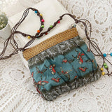 Bohemian Messenger Bag