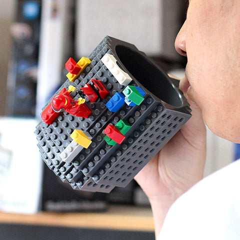 Build-on Bricks Mug