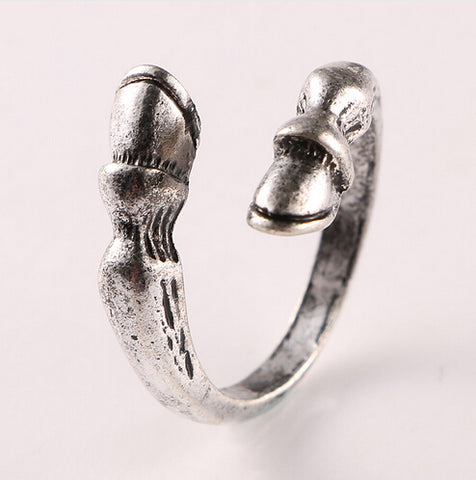 Adjustable Horse Hoof Ring