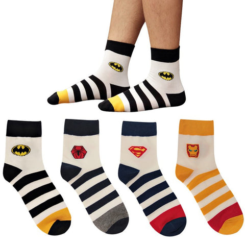 Super-ior Cotton Socks