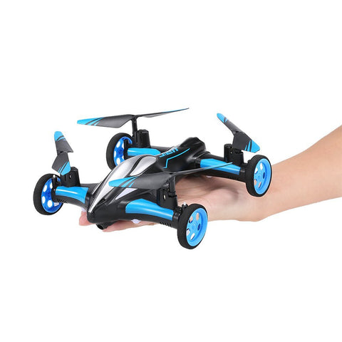 Ultimate Quadcopter Car Drone