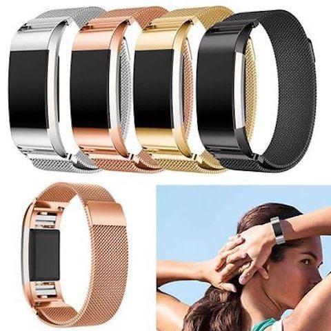 Magnetic Fitbit Charge 2 Strap