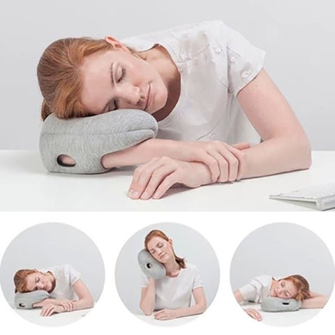 Ultra Compact Napping Pillow