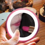LED Rechargeable Makeup Mirror