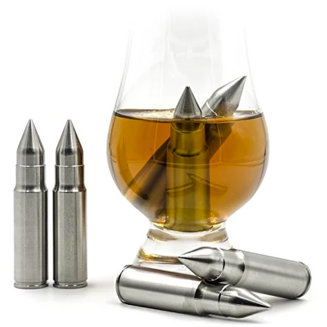 Bullet Shaped Whiskey Stone 1pc