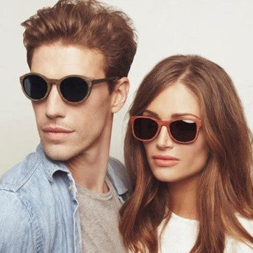 Handcrafted Wooden Sunglasses